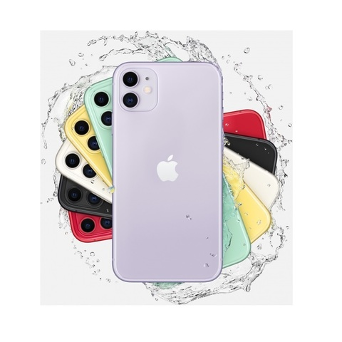 Смартфон Apple iPhone 11 128GB Purple (фиолетовый) -РОСТЕСТ-