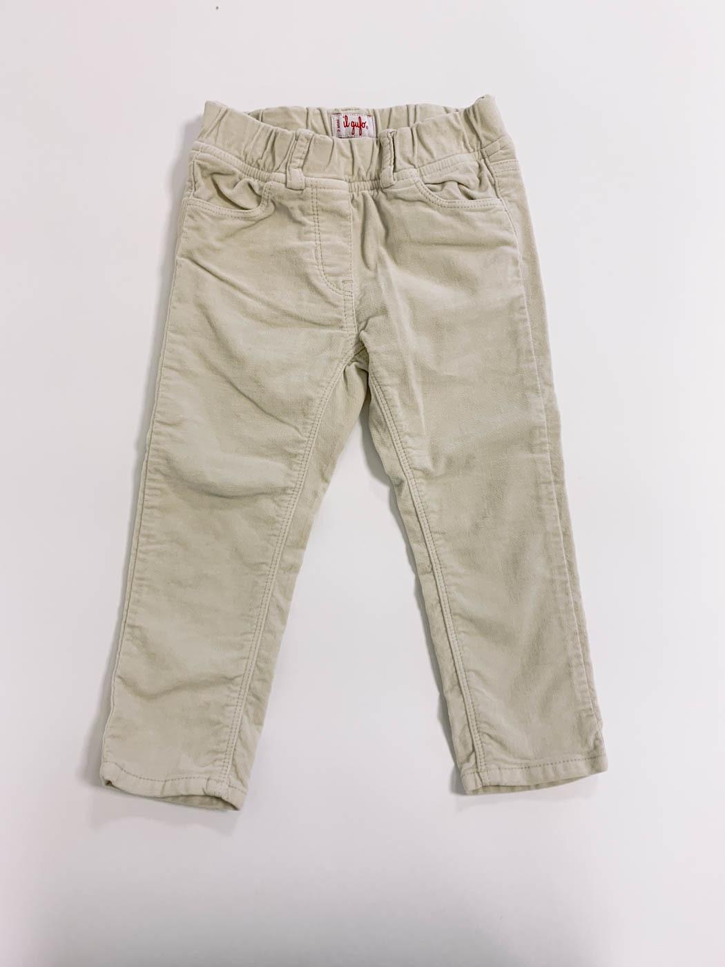 Вельветовые брюки Il Gufo
