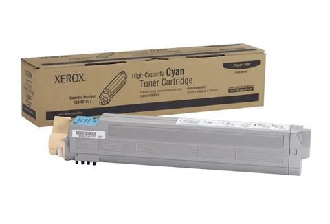 Картридж Xerox 106R01077 голубой