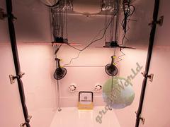 Вентилятор на клипсе CLIP FAN 25 см/20 Вт