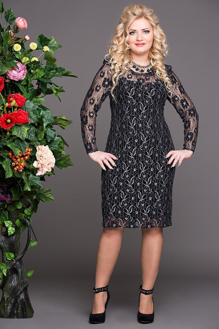 Платья Платье Богиня черный 779.jpg