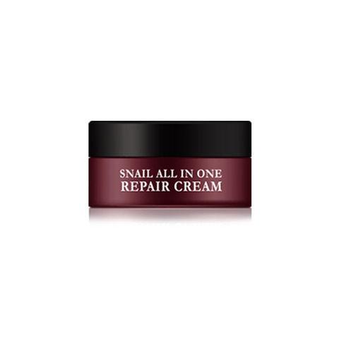 Многофункциональный восстанавливающий улиточный крем EYENLIP snail all in one repair Cream 15ml