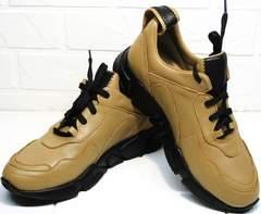 Модные летние кроссовки женские Poletto 2408 DB