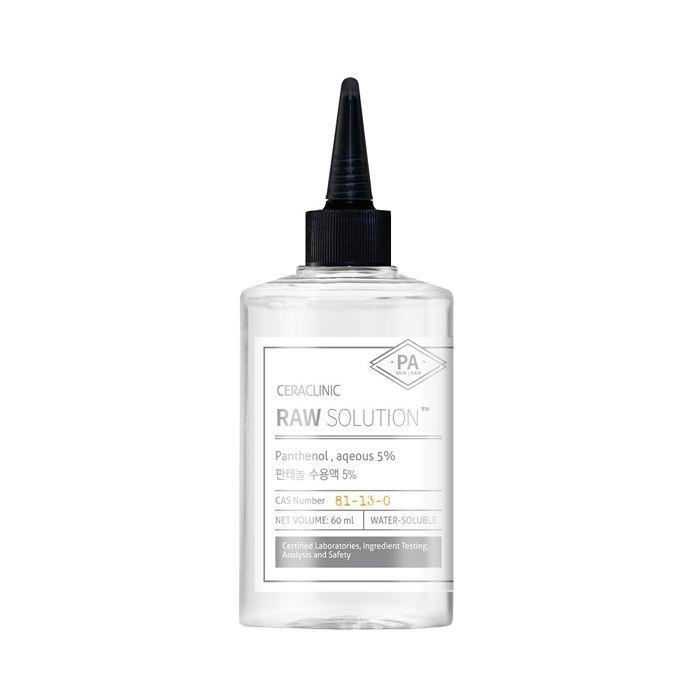 Сыворотки для лица Сыворотка с пантенолом для чувствительной кожи CERACLINIC Raw Solution Panthenol, aqeous 5% 60 мл 13335_0.jpg