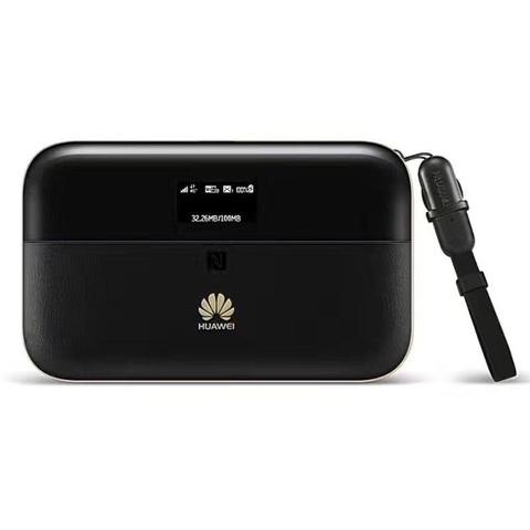 Huawei E5885 cat.6 LTE MIMO Мобильный WiFi роутер черный