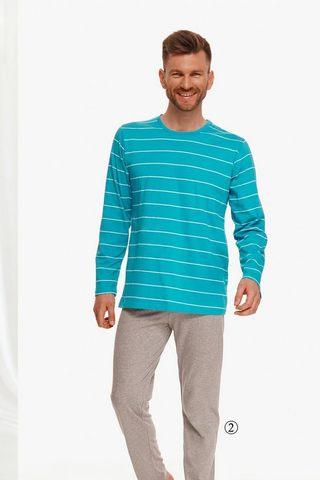 Пижама мужская со штанами TARO 2639/2640 21/22 HARRY