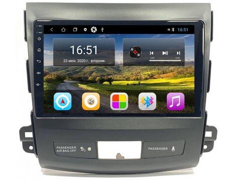 Магнитола для Mitsubishi Outlander XL Android 11 2/16 IPS модель CB 3052T3K