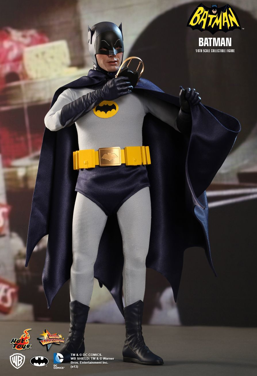 Batman Classic 1966 TV - Movie Masterpiece 1/6 Scale Batman