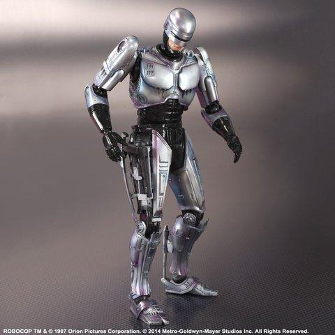 Robocop Play Arts Kai 1987