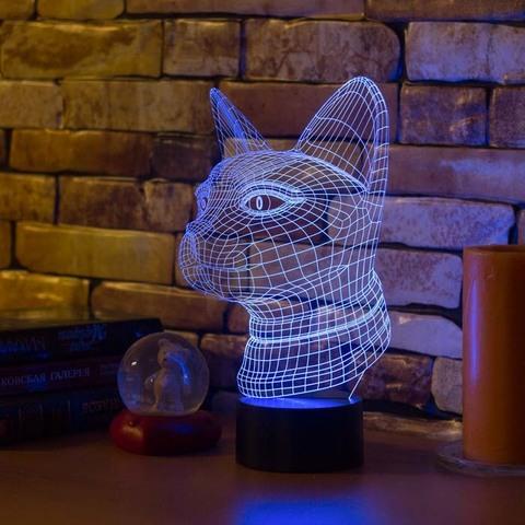 Светильник Египетская кошка