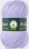 Пряжа Vita Brilliant 4994   (Светлая лаванда)