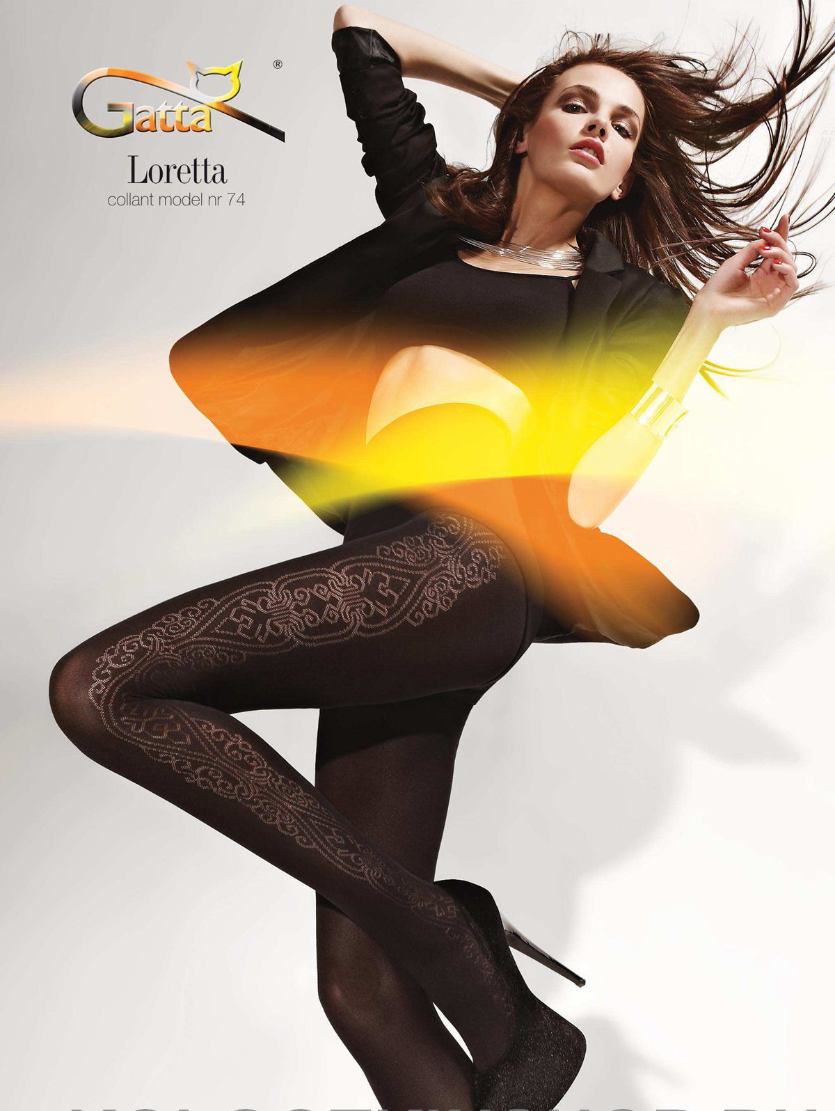 Колготки Gatta Loretta 74
