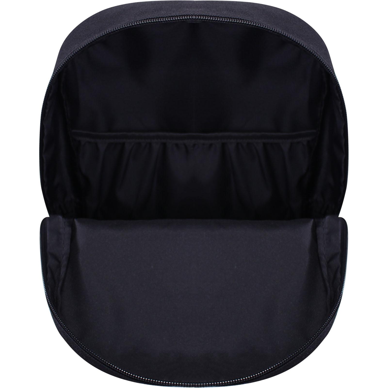 Рюкзак Bagland Молодежный mini 8 л. черный 743 (0050866) фото 4