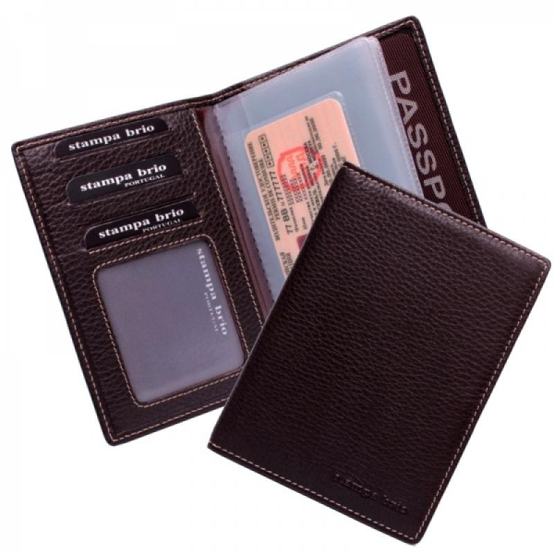 111 R - Обложка для документов с RFID защитой