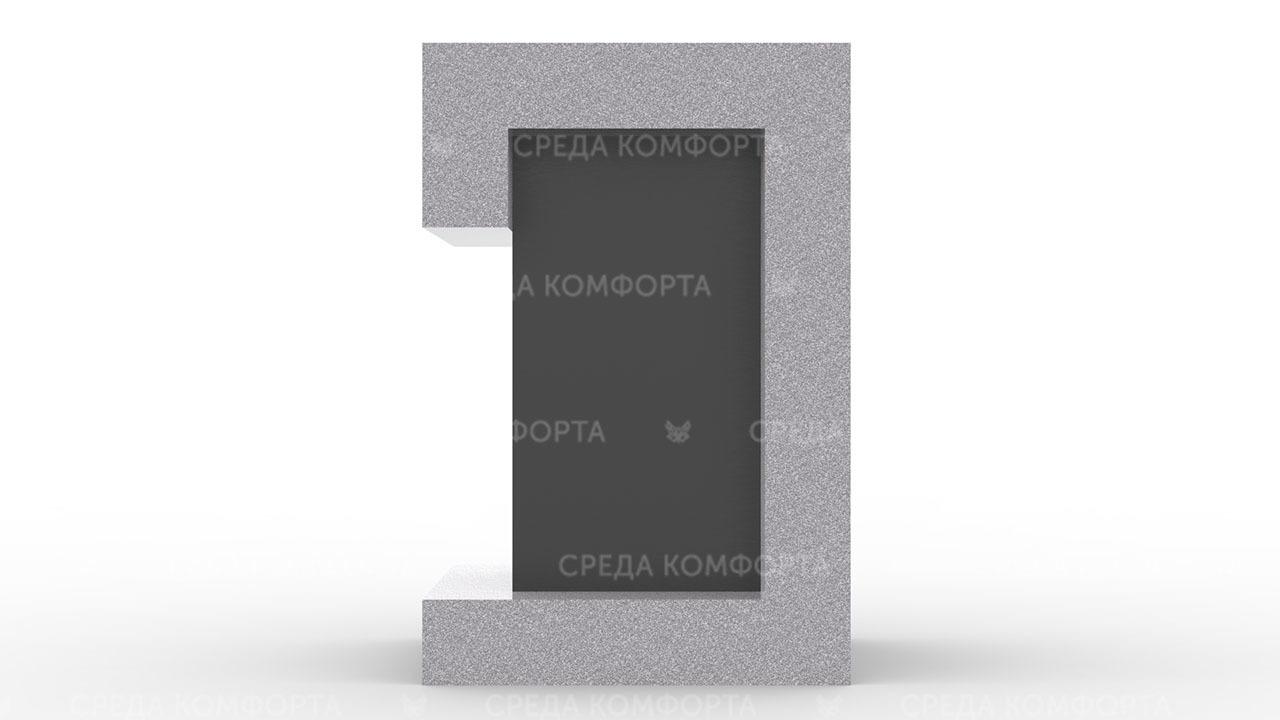 Урна бетонная URN0074