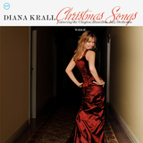 Diana Krall Featuring The Clayton-Hamilton Jazz Orchestra / Christmas Songs (LP)