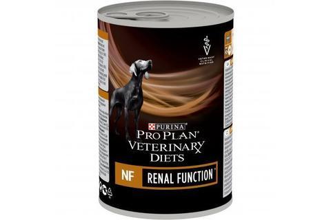 Влажный корм Pro Plan Veterinary Diets NF корм для собак при патологии почек,  400 г