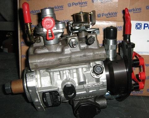 Топливный насос высокого давления / INJECTION PUMP АРТ: 10000-53130