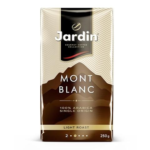 Кофе JARDIN Mont Blanc молотый 250 г в/у РОССИЯ