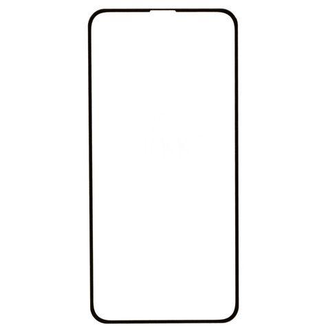 Защитное стекло для iPhone X, Xs и 11 Pro с черной рамкой 2,5D Full Glue
