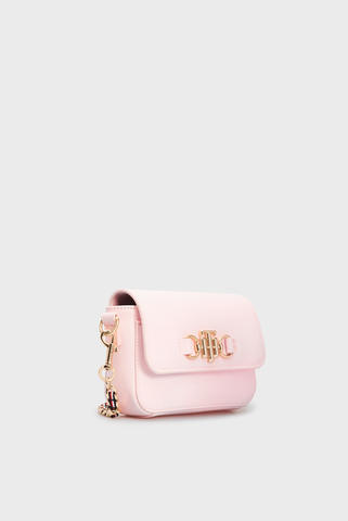 Женская розовая сумка через плечо TH CLUB MINI Tommy Hilfiger