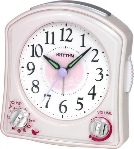 Часы-будильник Rhythm 8RMA02WR13