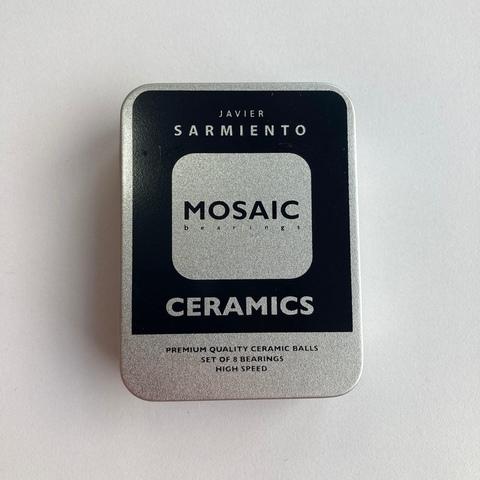 Подшипники Mosaic Ceramics Javier Sarmiento