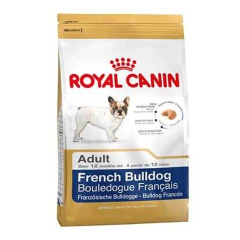 12 кг. ROYAL CANIN Сухой корм для взрослых собак породы французский бульдог French Bulldog 26 Adult