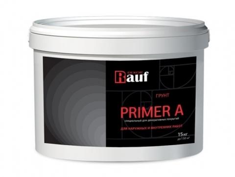 Rauf Dekor PRIMER A  грунт специальный для рельефных декоративных покрытий