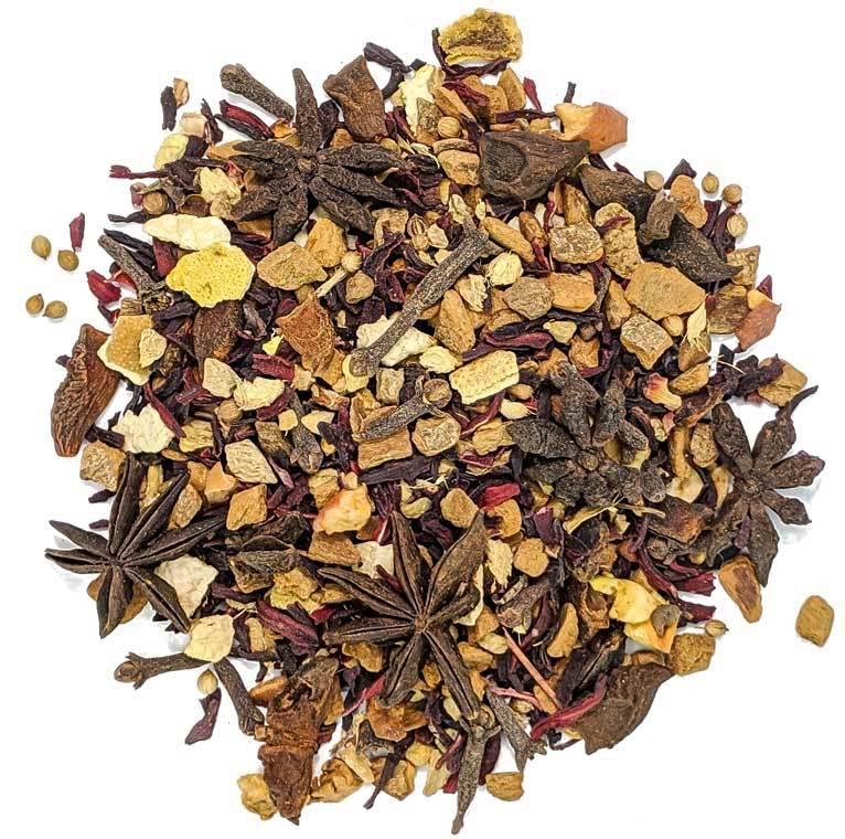 """Фруктовый, ягодный чай """"Глинтвейн"""" чай со специями и фруктами, 100 гр GlintveynTS.jpg"""