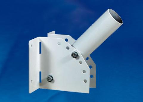 UFV-C01/48-250 GREY Кронштейн универсальный для консольного светильника, 250мм. Регулируемый угол. Диаметр 48мм. Серый. TM Uniel.