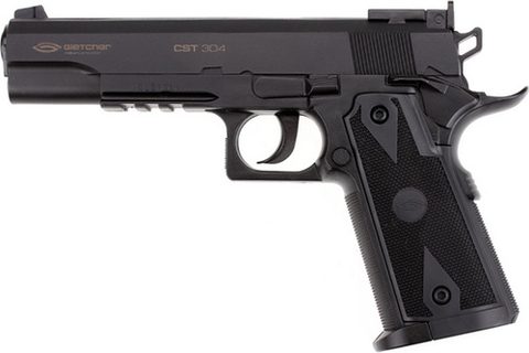 Пистолет пневматический Gletcher CST 304, пластик