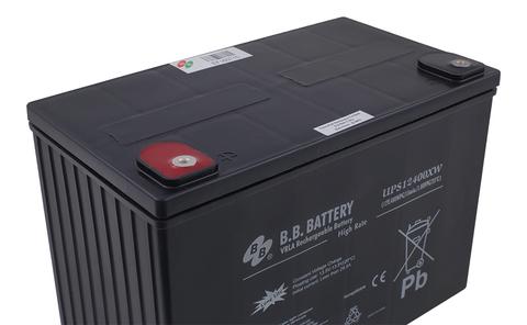 Аккумулятор BB Battery UPS 12400XW