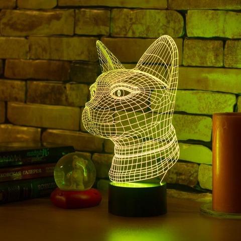 Лампа Египетская кошка
