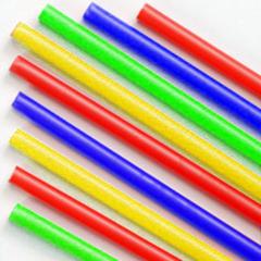 Трубочка полимерная Ассорти (100шт)