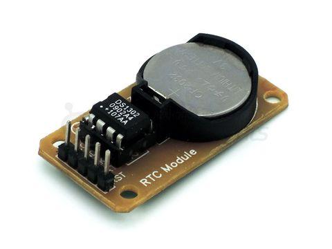 Модуль часов с автономным питанием DS-1302