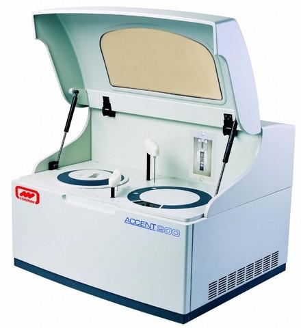 Биохимический анализатор ACCENT 200 (автомат) прямая фотометрия (Польша)