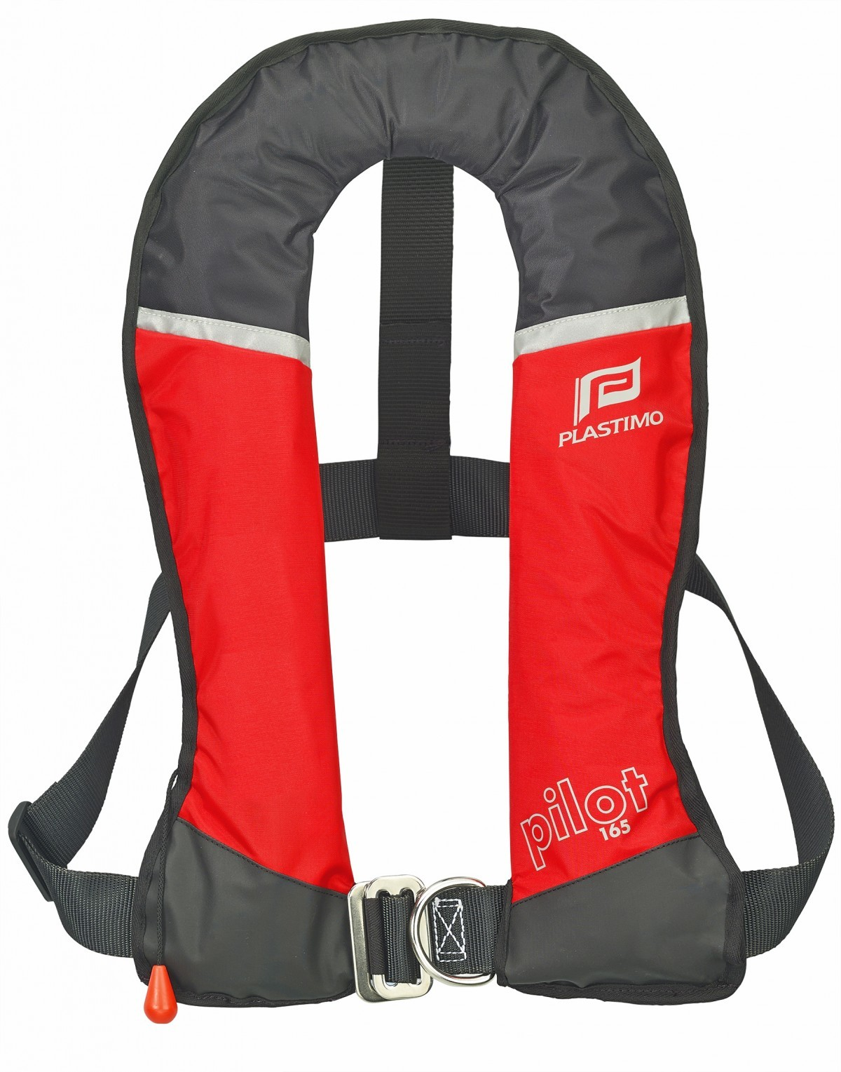 Pilot 165 inflatable lifejacket with harness
