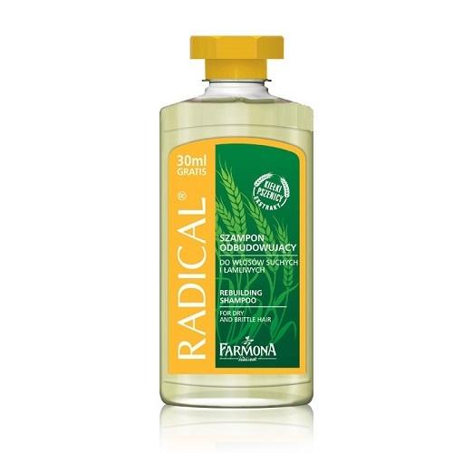 Шампунь для сухих волос Farmona Radical 330мл