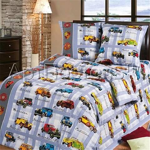 Комплект постельного белья Ретро Бязь 150см