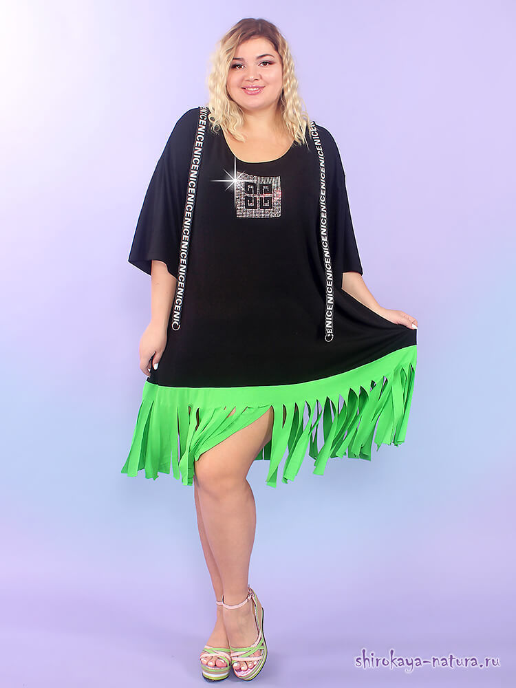 Платье-туника Бьянка