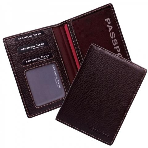 112 R - Обложка для паспорта с RFID защитой