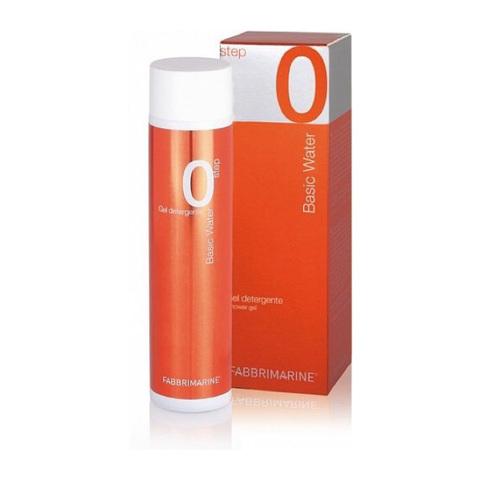 FABBRIMARINE | Антицеллюлитный активатор-гель для тела ШАГ 0 / Step 0 Basic Water Ger detergente, (200 мл)