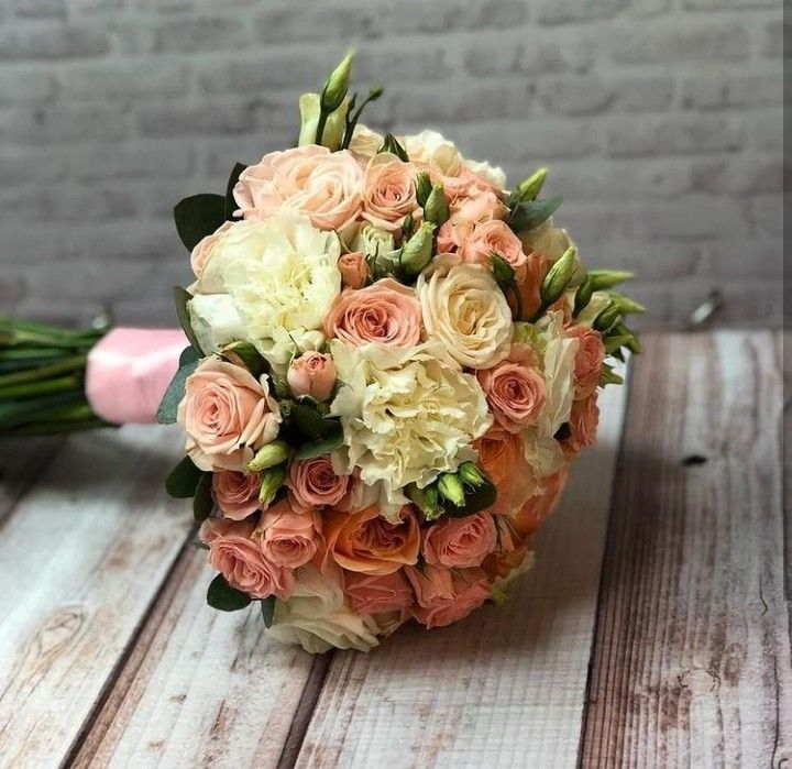 Букет невесты (БН- 20)