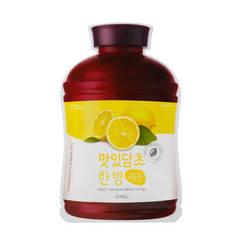 Тканевая маска для лица A'Pieu с экстрактом лимона 23 гр