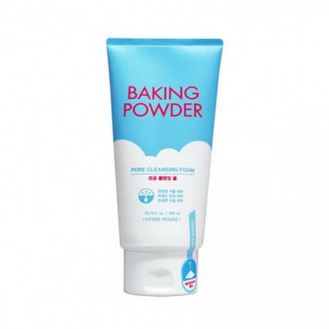Etude House Baking Powder Пенка для умывания Baking Powder Pore Cleansing Foam 300мл