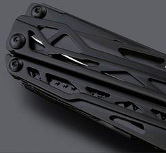 Мультитул Xiaomi NexTool Multifunction Knife Black (10 функций)