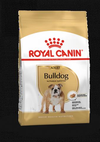 Royal Canin Bulldog 12 кг купить