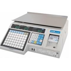CAS LP-15 Весы с печатью этикетки (Ver.-1.6)