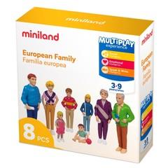 Europian Family Miniland